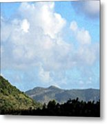 Marvellous Clouds Metal Print
