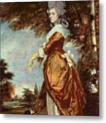 Mary Amelia First Marchioness Of Salisbury Metal Print