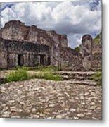 Mayan Ruins 1 Metal Print