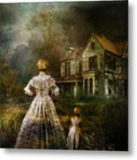 Memories Metal Print by Mary Hood