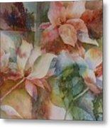 Merry Magnolias Metal Print