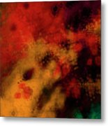 Metal Abstract - Right Metal Print