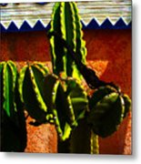 Mexican Style  Metal Print