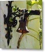 Miami Monastery Bell Metal Print