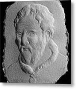 Michelangelo Metal Print