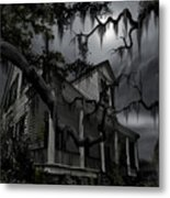 Midnight In The House Metal Print by James Christopher Hill