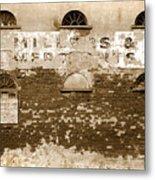 Millers Metal Print