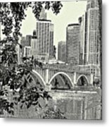 Minneapolis Vision Metal Print