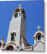Mission San Rafael Arcangel Metal Print