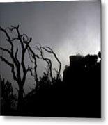 Misty Montserrat Metal Print