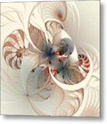 Mollusca Metal Print