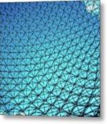 Montreal Biosphere Metal Print