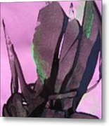Monument To The Indigenous Of The Earth       Owned By Ebony Of Williamsburg Virgina Metal Print