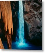 Mooney Falls Metal Print