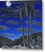 Moonrise Metal Print by Snake Jagger
