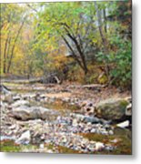 Moore's Creek Metal Print