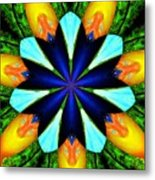 Morningglory Metal Print