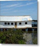 Mosquito Lagoon Florida Metal Print