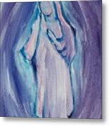 Mother Mary Essence Metal Print
