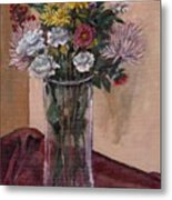 Mother's Day Bouquet Metal Print by Elizabeth Lane