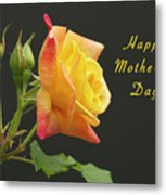 Mothers Day Card 4 Metal Print