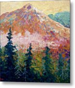 Mountain Sentinel Metal Print