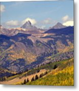 Mountain Splendor 2 Metal Print