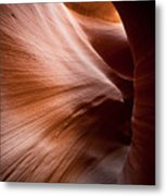 Moving Canyon Metal Print