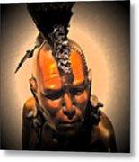 Mowhawk Metal Print