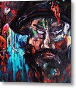 Mullah Madness Metal Print