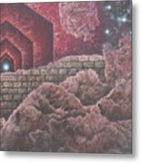 Multiverse 585 Metal Print