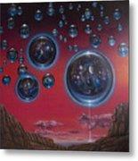 Multiverse 6 Metal Print