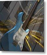 Musical Poster Metal Print