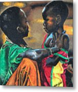 My Brothers Keeper Metal Print