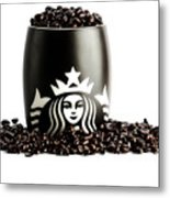 My Cup Runneth Over Metal Print