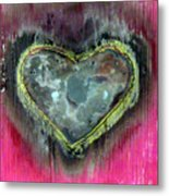 My Heavy Heart Metal Print