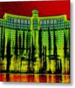 My Vegas Bellagio 5 Metal Print