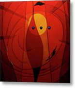 Mystical Composition Metal Print
