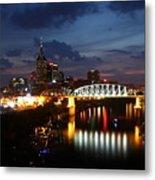 Nashville-2 Metal Print