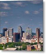 Nashville Skyline 1 Metal Print