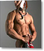 Native American I Metal Print