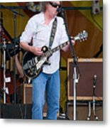 Neil Young Metal Print by Terry Finegan