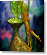Nepenthes Pixi 1 Metal Print