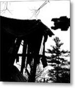 Nessie Metal Print