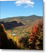 New Hampshire In The Fall 3 Metal Print