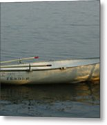 New Oars Metal Print