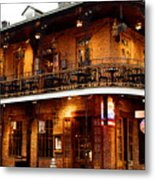 New Orleans And All That Jazz Metal Print by Kim Fearheiley