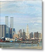New York 1998 Metal Print