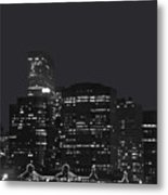 New York09 Metal Print