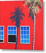 Newport Afternoon Metal Print